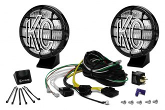"KC HiLiTES® - 5"" Apollo Pro Series 55W Lights"