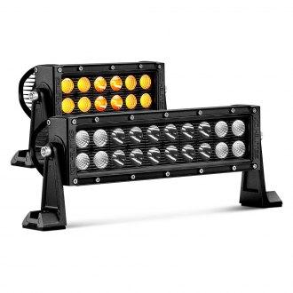 "KC HiLiTES® - C-Series Dual Row Short LED Light Bar (6"", 10"")"