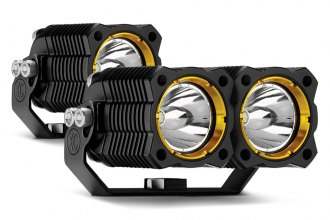 "KC HiLiTES® - Flex LED Driving Lights (2.45"", 4.25"")"