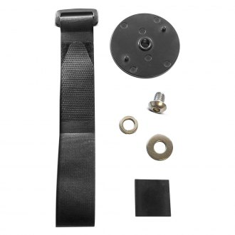 "KC HiLiTES® - Cyclone Tube Mount Kit 1"" - 1.75"", with Strap"