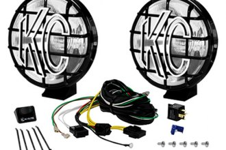 "KC HiLiTES® 151 - 6"" Apollo Pro Series 100W Driving Lights, Pair"
