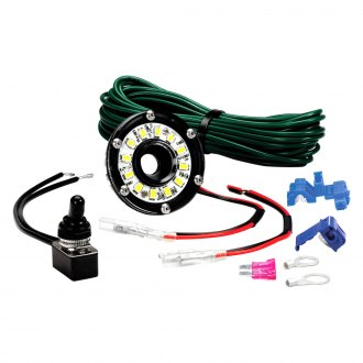 KC HiLiTES® - Cyclone Series Under Hood LED Light Kit