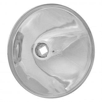 "KC HiLiTES® - 8"" Replacement Halogen Spot Light Lens and Reflector"