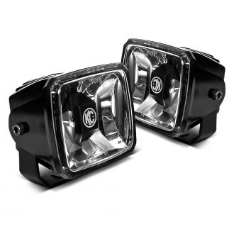 "KC HiLiTES® - 3""x4"" Gravity Series LED Driving Lights, Street Legal"