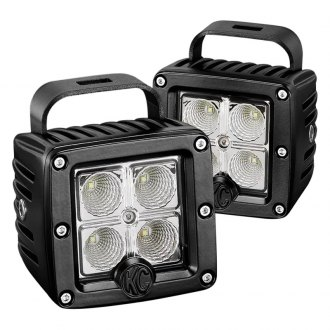 "KC HiLiTES® - 3"" C-Series 12W LED Backup Lights Kit"