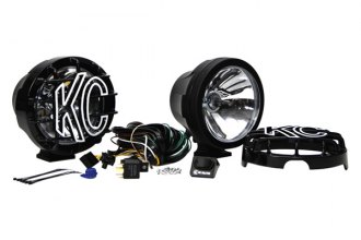 "KC HiLiTES® 640 - 6"" Pro-Sport HID Series 35W Spot Lights, Pair"