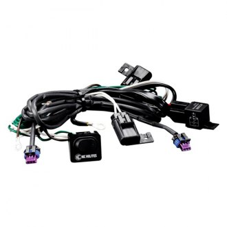 KC HiLiTES® - 12V HID Thin Wiring Harness