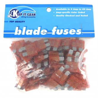 Keep It Clean® - ATC Blade Fuses Kit