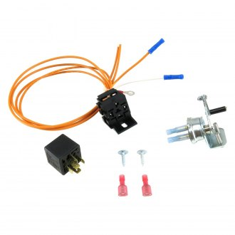 Keep It Clean® - Adjustable Brake Light Switch with Relay Kit