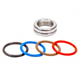 Keep It Clean® - Retro Series Ignition Switch Bezel with 4 Colored Rings