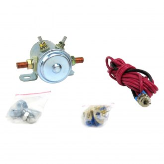 Keep It Clean® - Starter Solenoid Relocation Kit