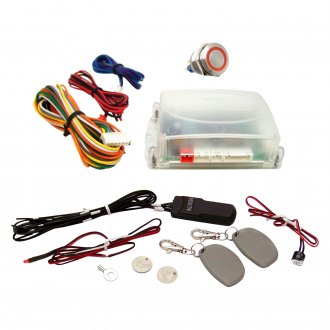 Keep It Clean® - Red One Touch Engine Start Kit with RFID