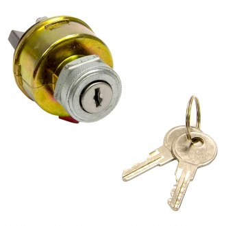 Keep It Clean® - Ignition Switch with Coded Keys