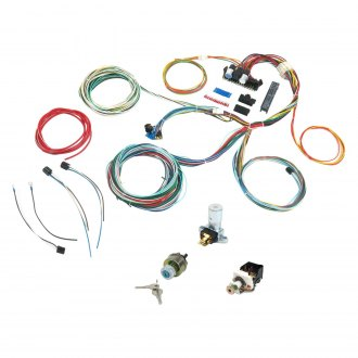 Keep It Clean® - ProComp Ultra Small Wire Harness with Switch Kit