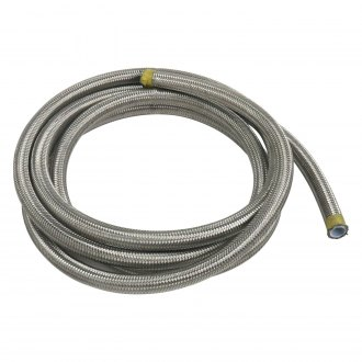 "Keep It Clean® - 1/2"" Stainless Wire Loom with Teflon"