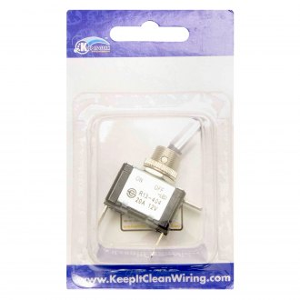 Keep It Clean® - All-Metal Toggle Switch