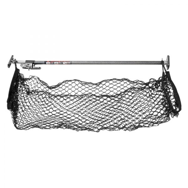 keeper 05060 ratcheting cargo bar with storage net. Black Bedroom Furniture Sets. Home Design Ideas