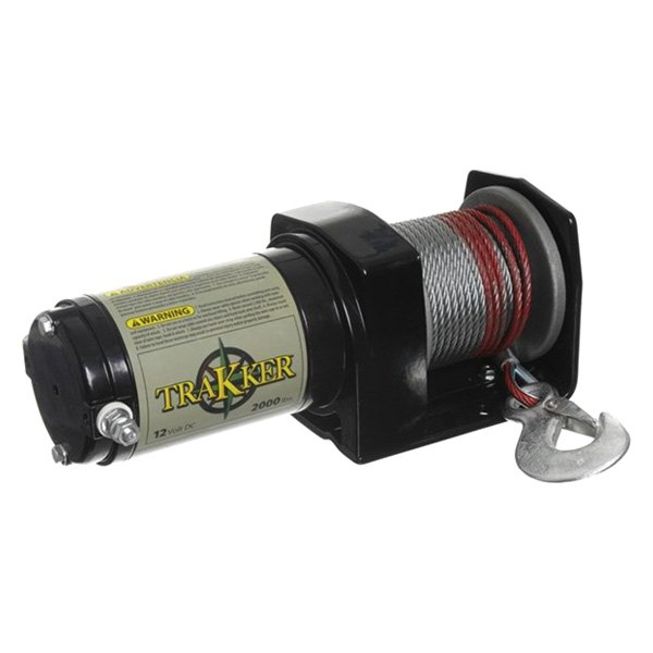 Keeper® KT2000 - 2,000 lbs KT Series Electric Winch on