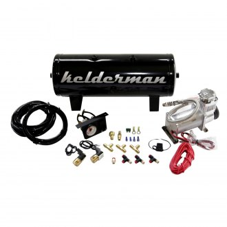 Kelderman® - Front Air Control Kit with Air Supply