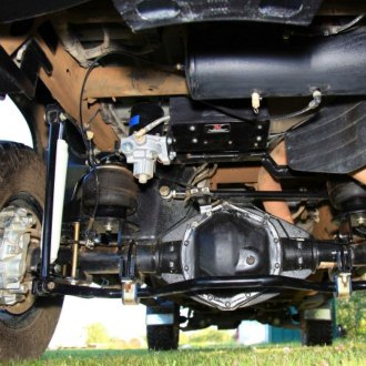 "Kelderman® - 6""-8"" Rear 4-Link Air Suspension System"