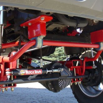 Kelderman® - Air Suspension Lift Kit