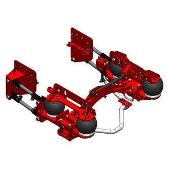 Kelderman® - 4-Link Air Suspension System