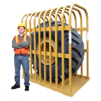 Ken-Tool® - EarthMover Tire Inflation Cage