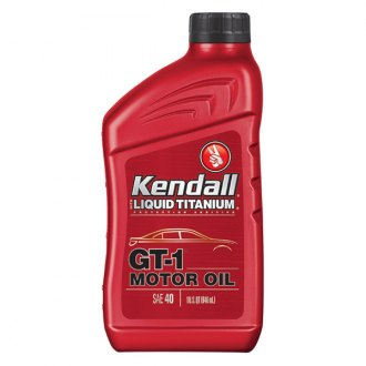 Kendall® - GT-1™ High Performance Motor Oil