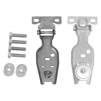 Kentrol® - Unpolished Stainless Steel Liftgate Hinges Kits