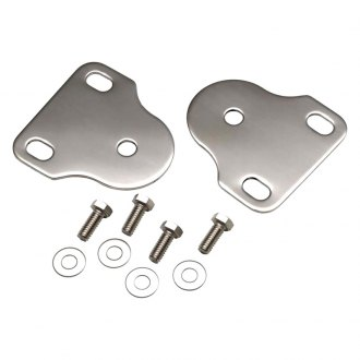 Kentrol® - Polished Stainless Steel Interior Windshield Brackets Kit