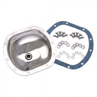 Kentrol® - Polished Stainless Steel Front Differential Cover