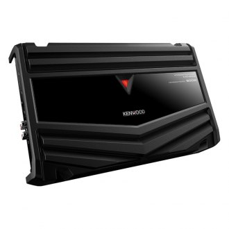 Kenwood® - Class AB 4/3/2-Channel 500W Amplifier
