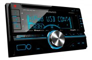 Kenwood® - Double DIN CD/MP3/WMA Car Stereo Receivers