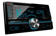 Kenwood® DPX500BT - Double DIN In-Dash CD/MP3/WMA Car Stereo Receiver with Bluetooth, Pandora Support and iPod Integration