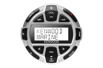 Kenwood® - Rounded Wired Marine LCD Remote For KMR550U, KMR555U, KMR700U