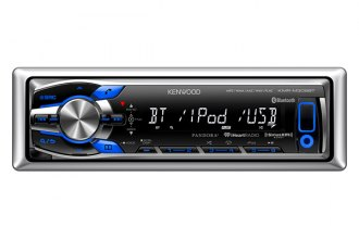 Kenwood® - Single DIN Marine Digital Media Stereo Receiver