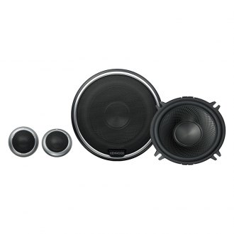 "Kenwood® - 5-1/4"" 2-Way Performance Series 240W Component Speakers"