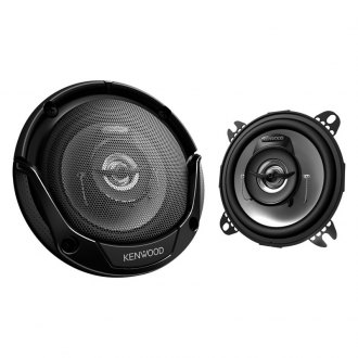 "Kenwood® - 4"" 2-Way Sport Series 210W Coaxial Speakers"