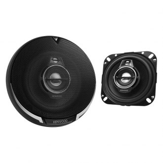 "Kenwood® - 4"" 3-Way Performance Series 220W Speakers"