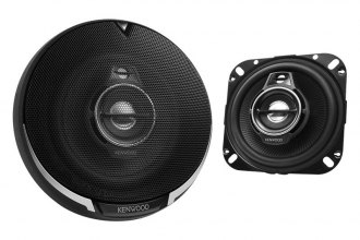 "Kenwood® - 4"" Performance Series 3-Way 220W Car Speakers"