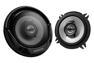"Kenwood® - 5-1/4"" Sport Series 2-Way 250W Car Speakers"