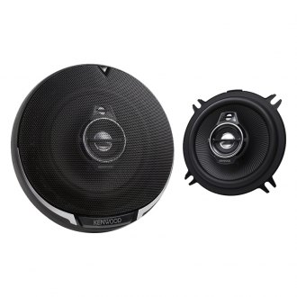 "Kenwood® - 5-1/4"" 3-Way Performance Series 320W Coaxial Speakers"