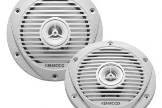 "Kenwood® - 6-1/2"" 2-Way Marine 150W Speaker System"