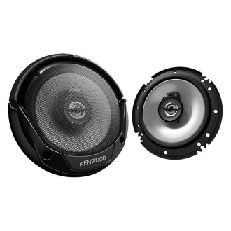 "Kenwood® - 6-1/2"" 2-Way Sport Series 300W Coaxial Speakers"