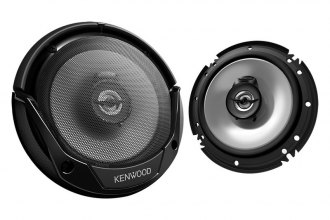 "Kenwood® - 6-1/2"" Sport Series 2-Way 300W Car Speakers"