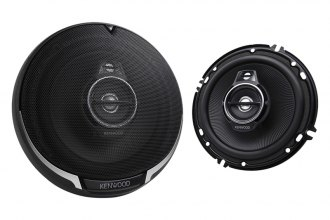 "Kenwood® - 6-1/2"" Performance Series 3-Way 320W Car Speakers"
