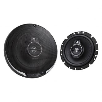 "Kenwood® - 6-3/4"" 3-Way Performance Series 330W Coaxial Speakers"