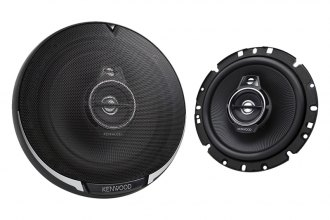 "Kenwood® - 6-3/4"" Performance Series 3-Way 330W Car Speakers"