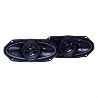 "Kenwood® - 4"" x 10"" 2-Way Performance Series 160W Coaxial Speakers"