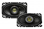 "Kenwood® - 4""x6"" 2-Way 60W Speakers"